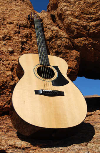 Foster Guitarworks acoustic guitar